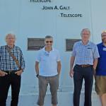 York University Group. L-R: Cannon, Petrachenko, Purton, Del Rizzo
