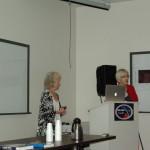 Martha Jarrell and Elizabeth Griffin talk about Richard Jarrell's work.
